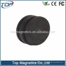 На заказ круглая форма магнита феррита магнита редкой Земли постоянного магнита промышленность Магнит