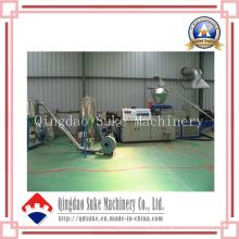 Cadena de producción de granulación de PVC con CE e ISO9001