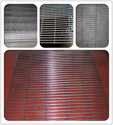 358 welded fence panel