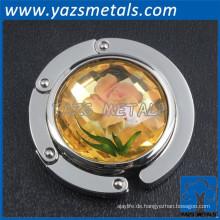 Fabrikverkauf Metallbeutelaufhänger für Damen