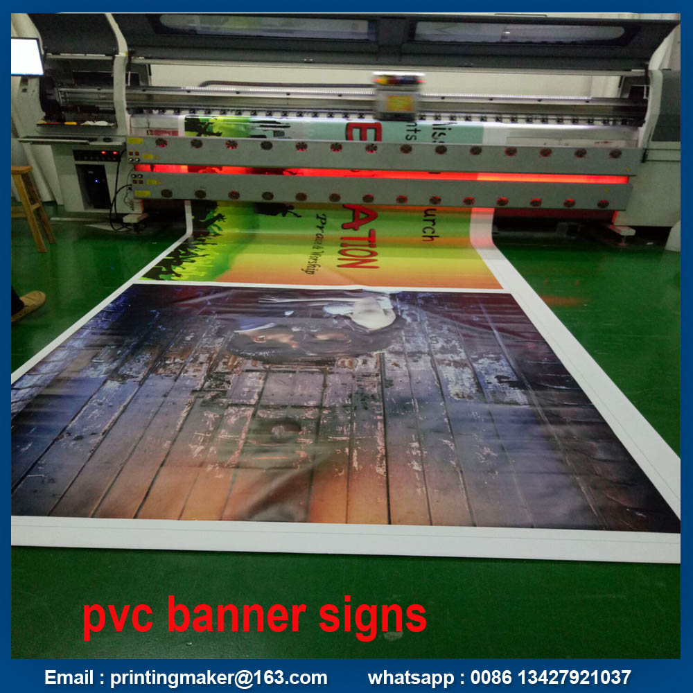 outdoor banners printing