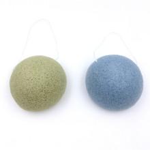 Professional wholesale OEM Natural Face Washing Konjac Sponge