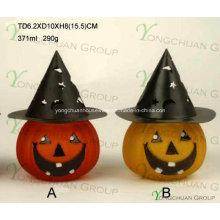 Bougeoir à thé ou à voile pour Halloween Serie. De nombreuses couleurs et tailles disponibles