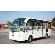 новый дешевый электрический автобус поезд электрический sightseeing тележка гольфа тележки с дверцами для продажи