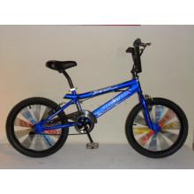 BMX with Aluminum Pedal Freestyle Bike (FP-FSB-H010)