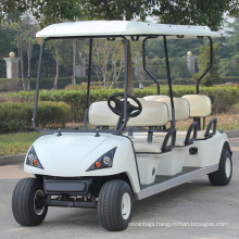 6 Person CE Approve Golf Sports Electric Buggy (DG-C6)