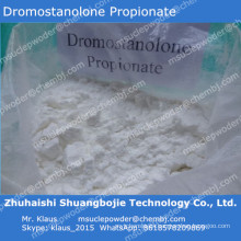 Polvo de ciclo de corte popular Dromostanolona Propionato Aumento de la dureza muscular