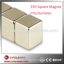 Industrial Magnet Application Cube Neodymium Magnet/33H