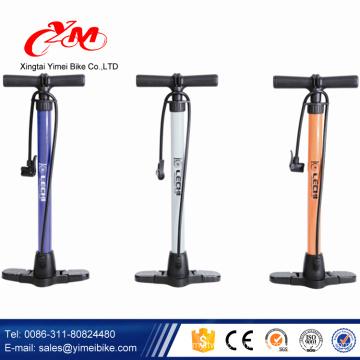 Attractive design best bike floor pump/buy bike pump from China high grade factory/Yimei manufacture pump for road bike
