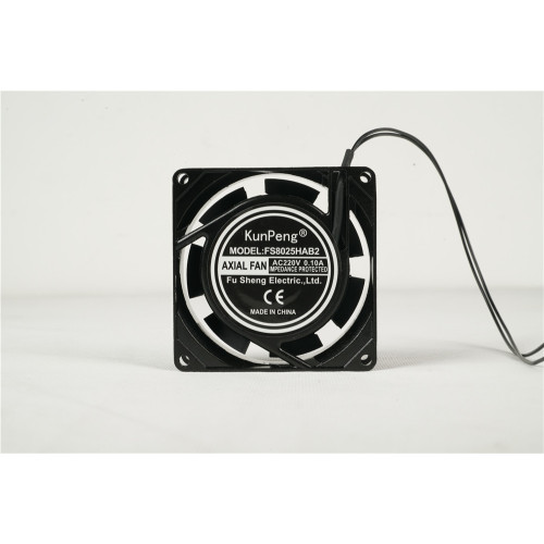 8025 AC Mini Alloy Fan