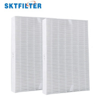 Filtrete Replacement Smoke Filter Activated Carbon Filter Element HPA 200 for Honeywell Air Purifiers