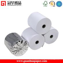 Papier thermique haute qualité ISO pour imprimantes POS