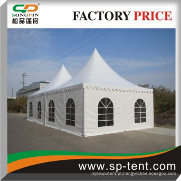 Tendas do pagode do partido 5x5m feito do alumínio para o uso do jardim