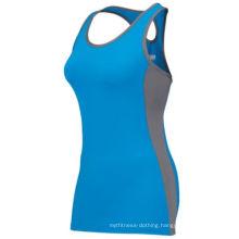 Woman Singlets Tank Top Wholesale Fitness Yoga Sports Clothing