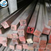 AISI316L 904L aço inoxidável haste quadrada preço por kg 316 barra quadrada de aço inoxidável