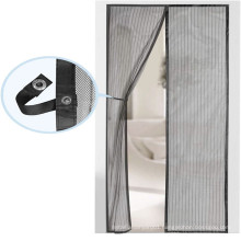 Easy installation full frame with 36 strong magnets magnetic screen door