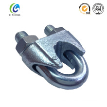 Best service Din 741 wire rope clip