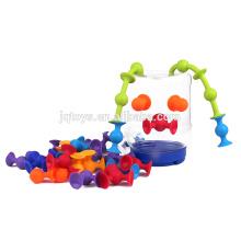 Hotsale детей образования творческих пластиковых дошкольного Puzzle игрушки