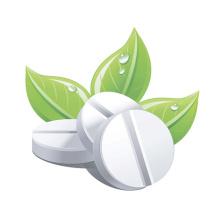 Tablet de Cyproheptadine 4mg droga eczema/urticária/antialérgicos