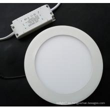 Luz LED redonda 3/4/6/9/12/15/18 / 24W Panel LED Luz LED