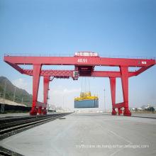 50t Rail Mounted Portalkran