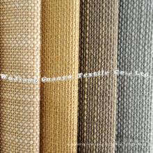 Slub Imitation Leinengewebe Polyester für Sofabezüge