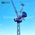 50m Luffing Jib Crane 10 Ton