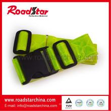 Waist reflective safety belt