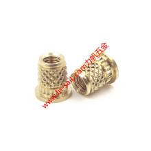 Brass Threaded Insert Nut for PPS ABS PP