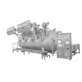 HT Uniform Flow Dyeing Machine