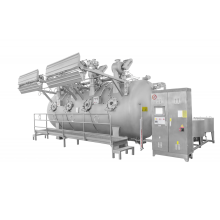 H.T. Uniform Flow Dyeing Machine