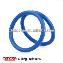 Surface matte colored rubber o rings