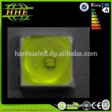 0.5W 5053 SMD chip dual 365nm y 395nm LED UV para lámpara de uñas