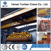 5-16 тонн мастерской КК Тип Электрический магнитный Кран двойного прогона надземный