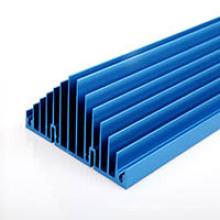 Surface Finish for Anodizing of LED Heatsinks