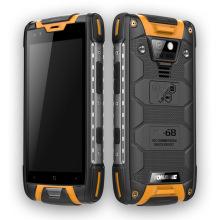 Wholesale Hot Sale Mtk6572 4G étanche à l'épreuve de la poussière et le téléphone mobile robuste