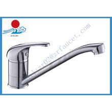 Einhand-Küchenarmatur Messing Wasser Wasserhahn (ZR21805)