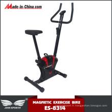 Vélo magnétique réglable d'équipement sportif d'intérieur de corps réglable