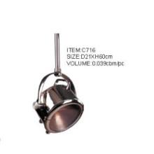 Modern Industrial Pendant Lighting /Single Hanging Lamp (C716)