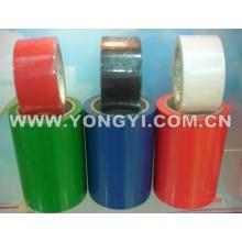 150um PVC Warnband für Bodenmarkierung