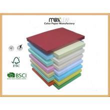 Panneau en papier couleur (185GSM - 10 couleurs mélangées)