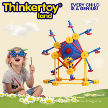 2015 Building Toys Self-Assemble Intelligence Toy in Sky Wheel