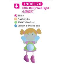 Luz de madeira da noite luz da parede luz da decoração LED