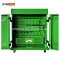 Ordinateur portable d'école de ZMEZME / Ipad / Cabinet de remplissage de stockage de comprimé / chariot avec la main courante