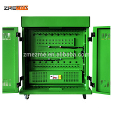 ZMEZME School Laptop/Ipad/Tablet Storage Charging Cabinet/Cart With Handrail