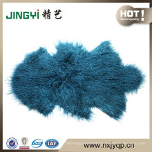 2017 Wholesale Pure Tibetan Mongolian Lamb Fur Sheep SKin