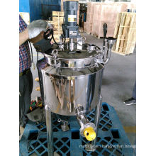 Stainless Steel Mixing Heating Tank