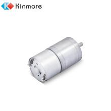 Motor micro voltios CC para trituradoras de papel