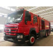Пожарная машина Howo 20CBM 10 колес