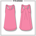 Wholesale Private Label Gym Clothing Tank Top Women Gym Wear